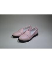 Стильные туфли из пудры флотара